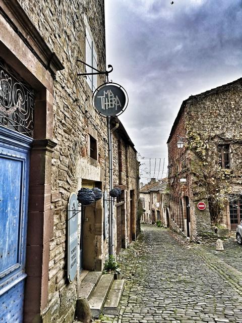Cordes Sur Ciel, pueblo medieval Midi Pyrenees