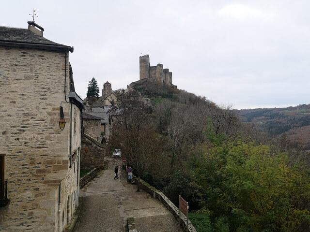 castillo najac