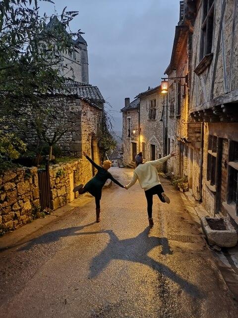 Calles Saint Cirq Lapopie
