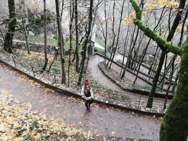 Camino de la Cruz Rocamadour