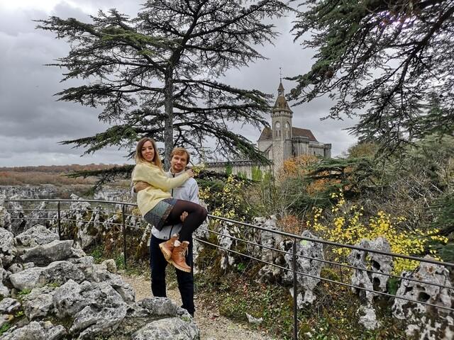 Castillo Rocamadour