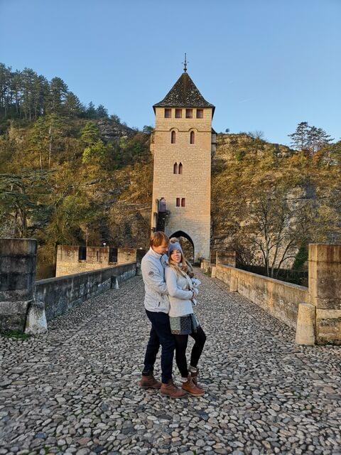 Visitamos Cahors, Midi Pyrenees