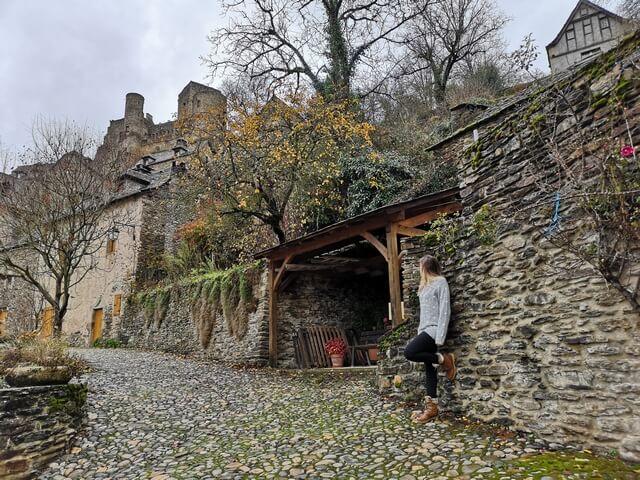 Castillo de Belcastel