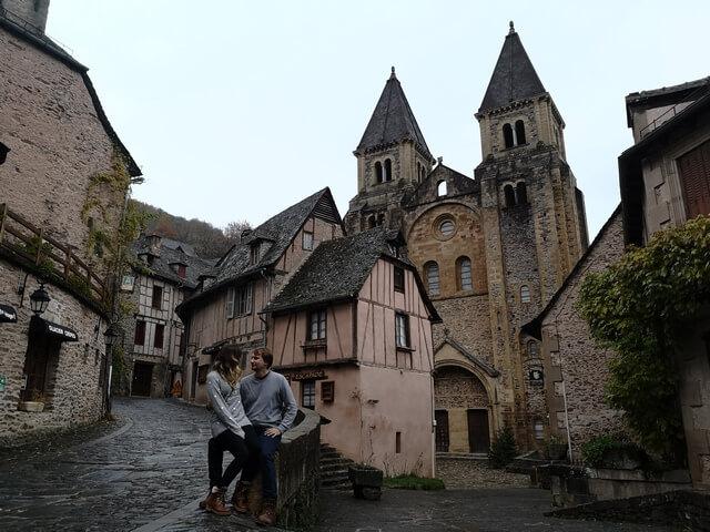 Qué ver y hacer en Conques, Midi Pyrenees