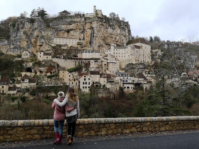 Que ver en Rocamadour Francia