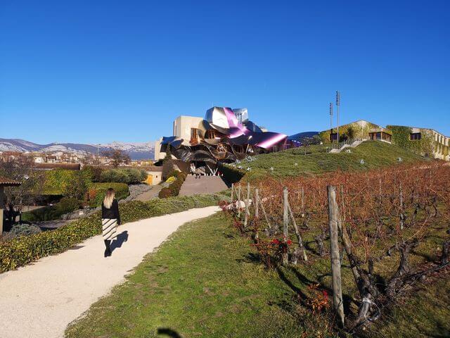 Ruta por la Rioja Alavesa