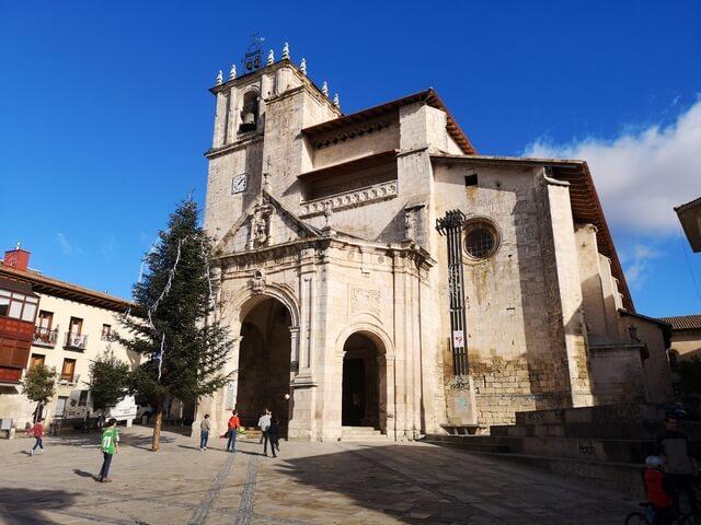Salvatierra Iglesia de San Juan Bautista