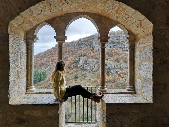 Santuario Rocamadour terrazas