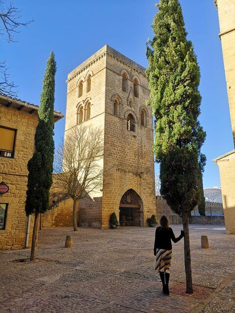 Torre Abacial Laguardia Rioja Alavesa