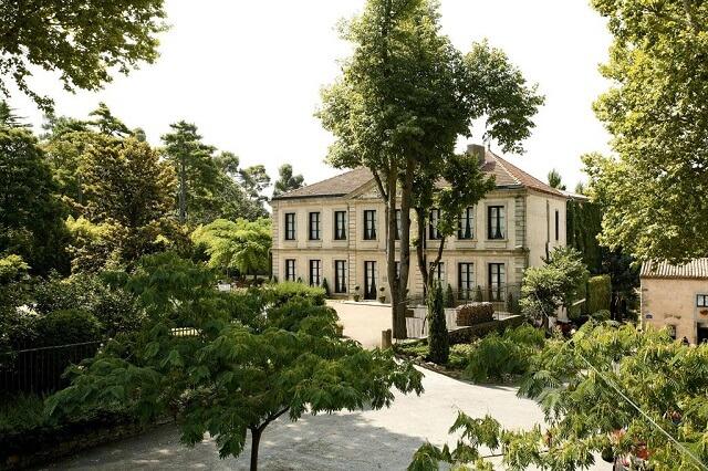 Domaine d'Auriac hotel encanto carcassonne