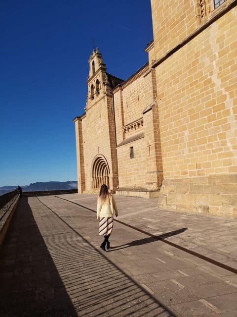 Ermita Santo Cristo Labastida Rioja Alavesa