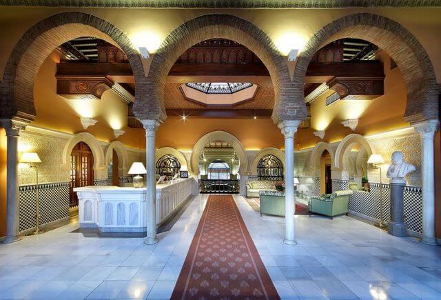Hotel Alhambra Palace Granada encanto