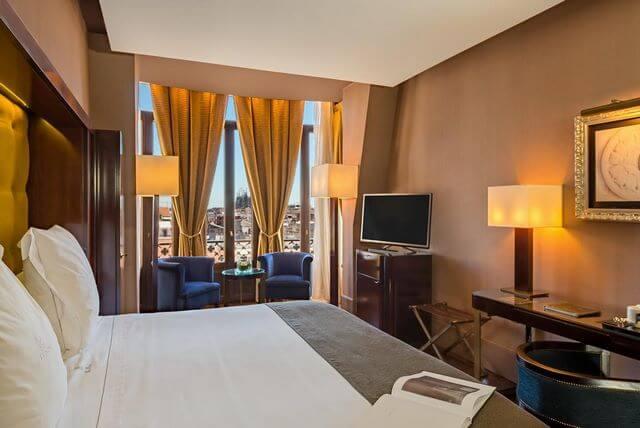 Hotel con encanto en Barcelona Casa Fuster