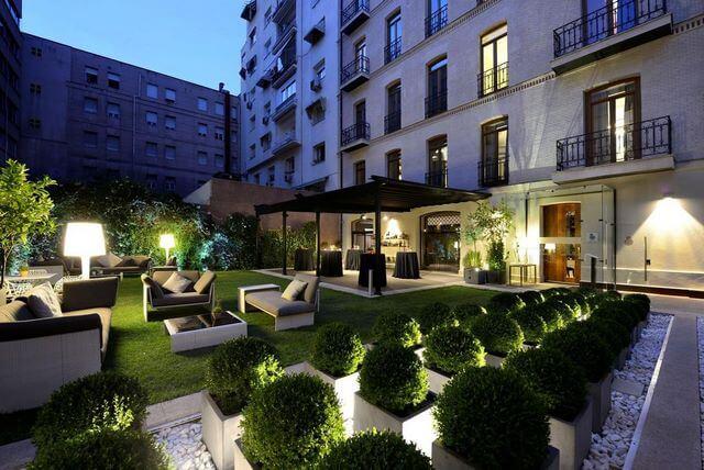 Hotel con encanto en madrid Unico