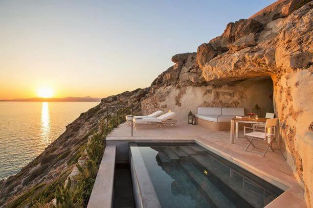 Hotel encanto Cap Rocat Mallorca