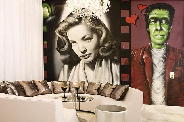 Hotel encanto Madrid Dormirdcine