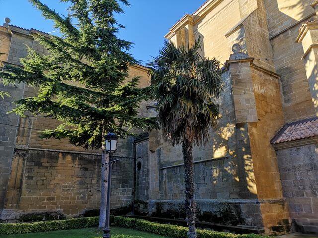Iglesia Santa Maria De los Reyes Laguardia Rioja Alavesa
