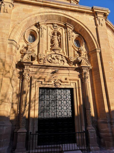 Iglesia San Juan Laguardia