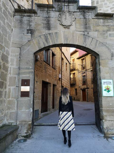 Laguardia Puerta Engracia