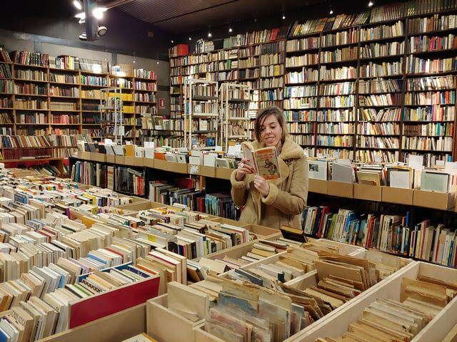 Mercantic Sant Cugat, libreria