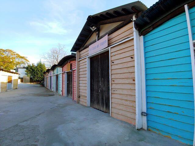 Mercantic Sant Cugat, tiendas cerradas