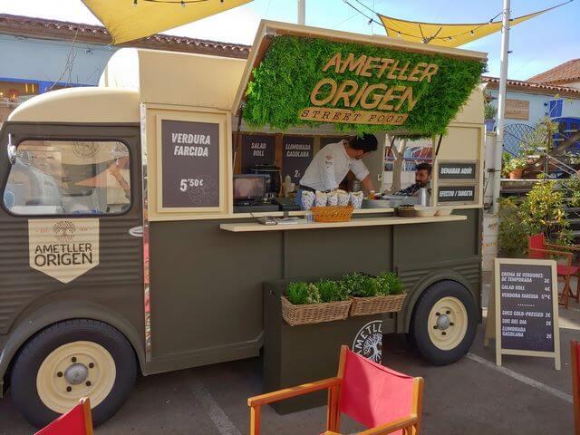 Food Truck Mercantic