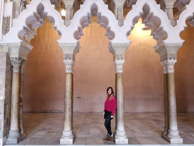 Palacio Islámico Aljafería