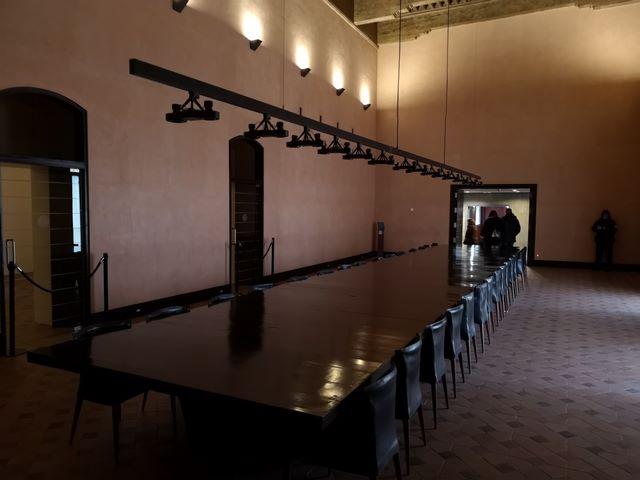 Sala Tribunal Inquisición Palacio Aljafería