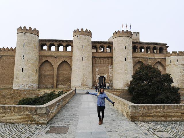 Palacio Aljafería Zaragoza
