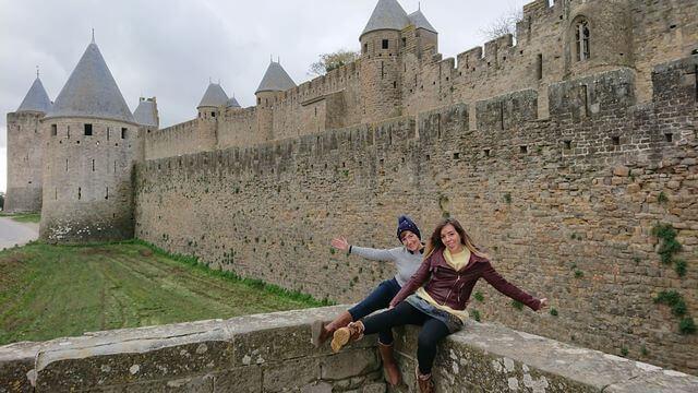 Carcassonne con Viajar Engancha