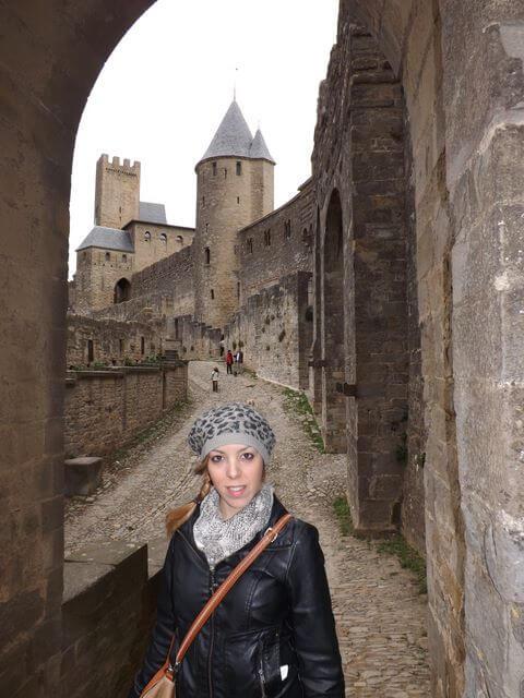 Visita ciudadela Carcassonne año 2013