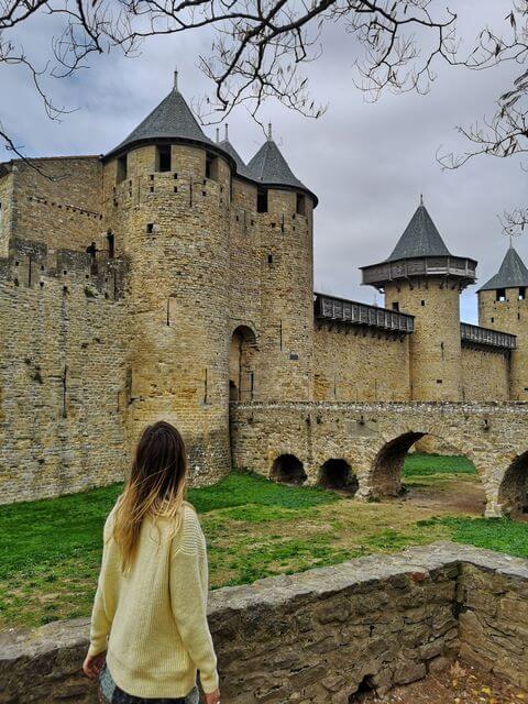 Castillo de Carcassonne