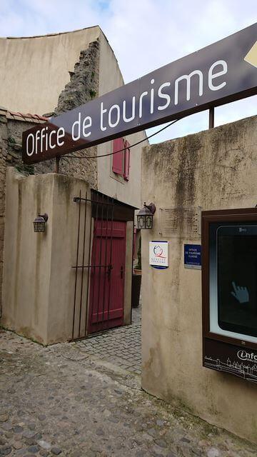 Oficina turismo Carcassonne