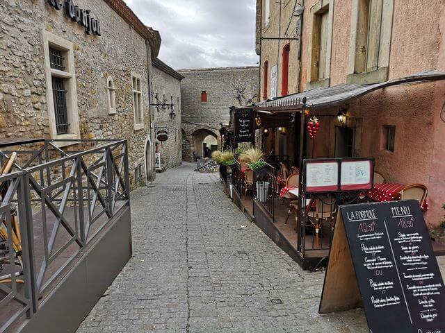 Restaurantes en Carcassonne