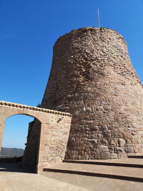Baluart de la torre castillo de cardona