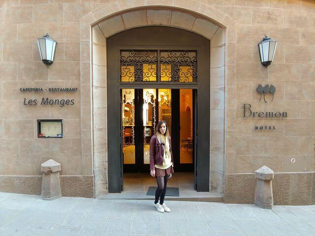 Hotel Bremon Cardona