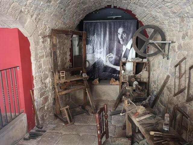 Museu de la sal josep arnau cardona