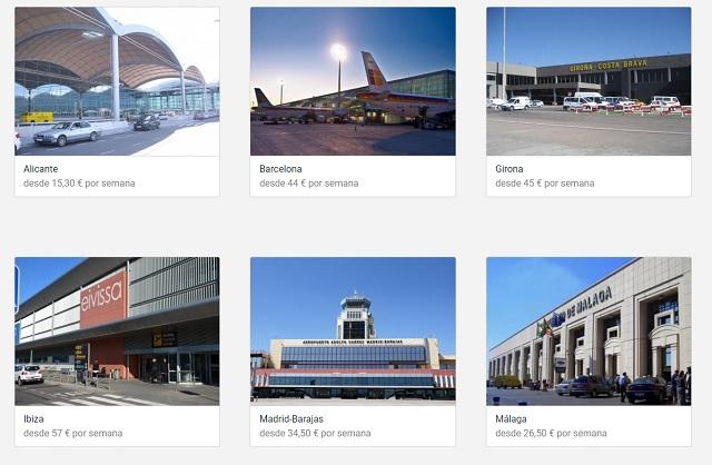 Parkos ofertas aeropuertos