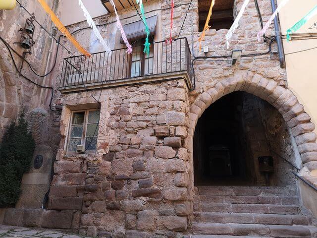 Que ver en Cardona, capella santa eulalia