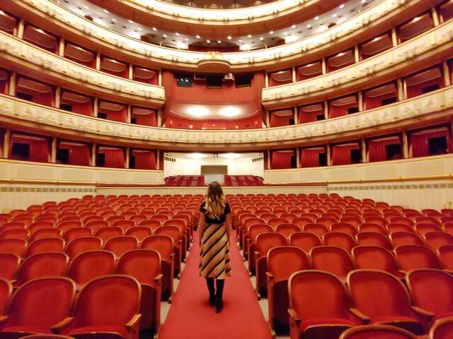 que ver en Viena, Opera visita guiada