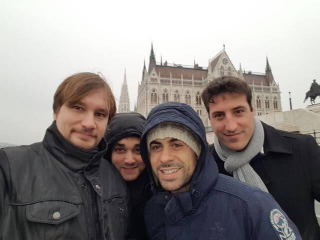 Que ver en Budapest con amigos