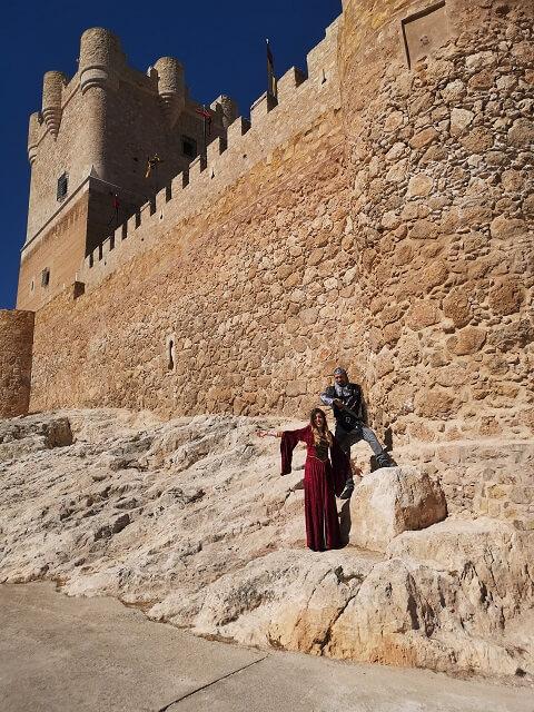 Castillo Atalaya Villena La Vida No Es Solo Trabajar