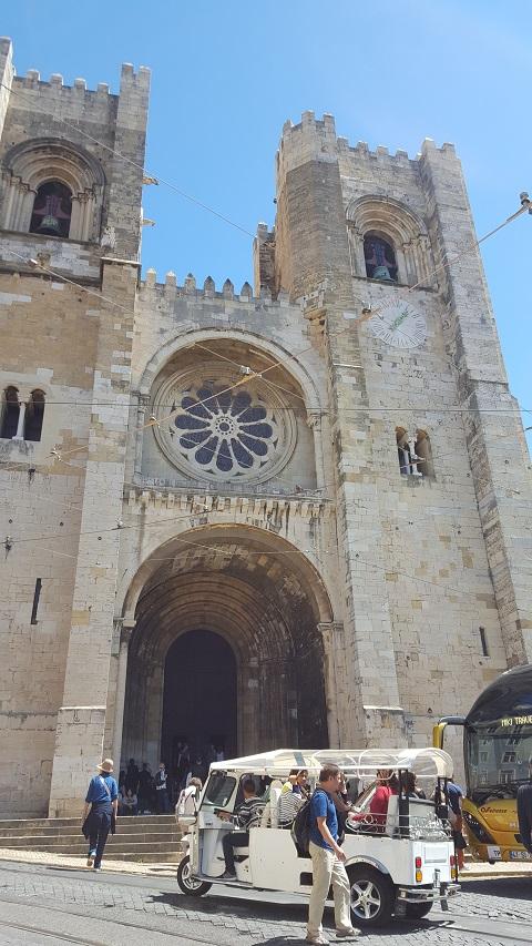 Catedral de Lisboa, La Se
