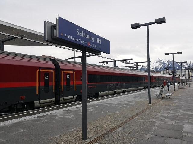 Que ver cerca de viena, salzburgo