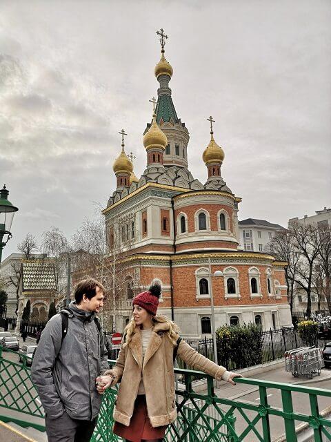 Iglesia Ortodoxa de San Nicolas
