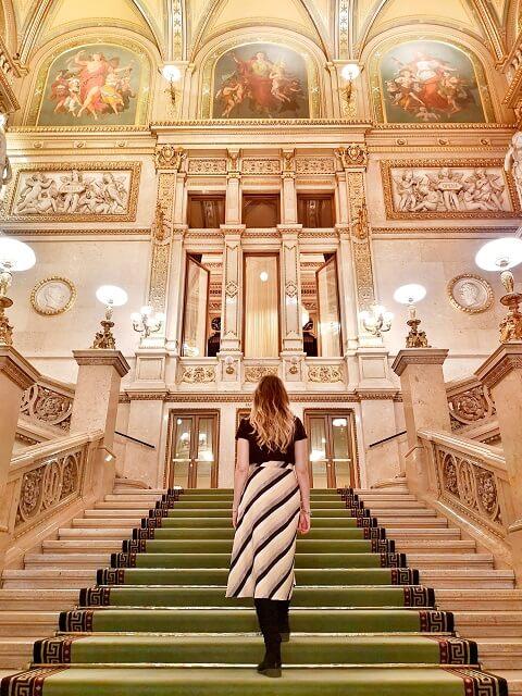 Que ver en Viena Opera de Viena