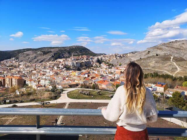 Vistas Cuenca desde el MUPA