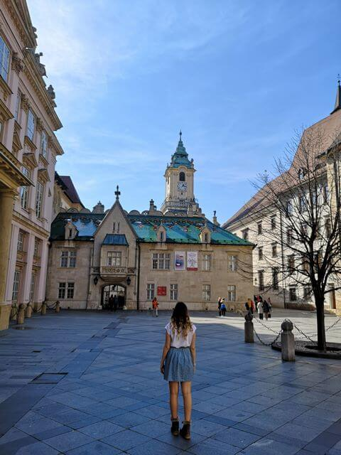 Ayuntamiento Viejo Bratislava
