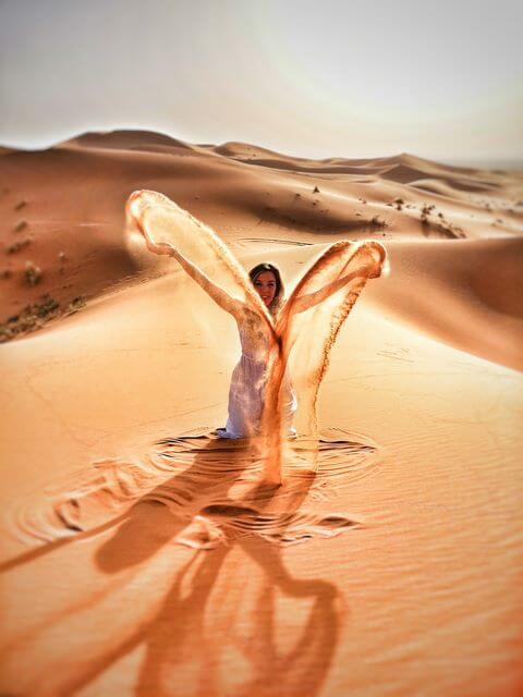 Desierto de Merzouga Marruecos que ver y hacer