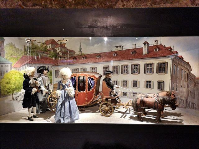 Museo marionetas Hohensalzburg